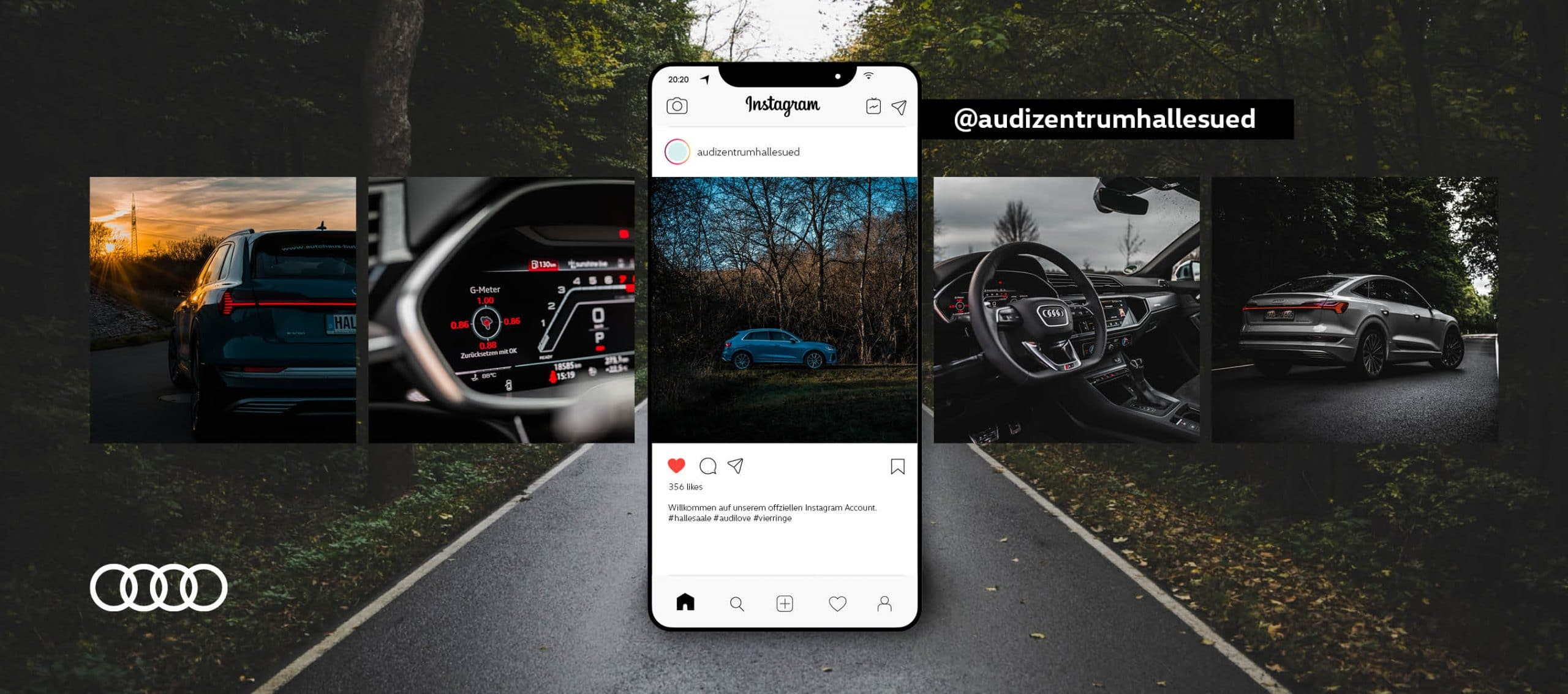 Audizentrum Instagram