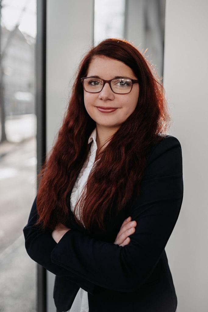 Michelle Kalotschke Serviceassistentin