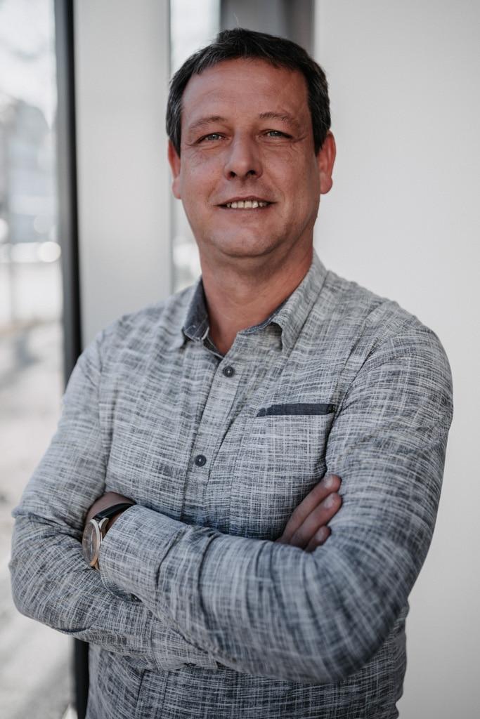 Jens Clasen Verkaufsberater Nutzfahrzeuge