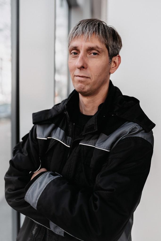 Michael Geletz Werkstattdisponent