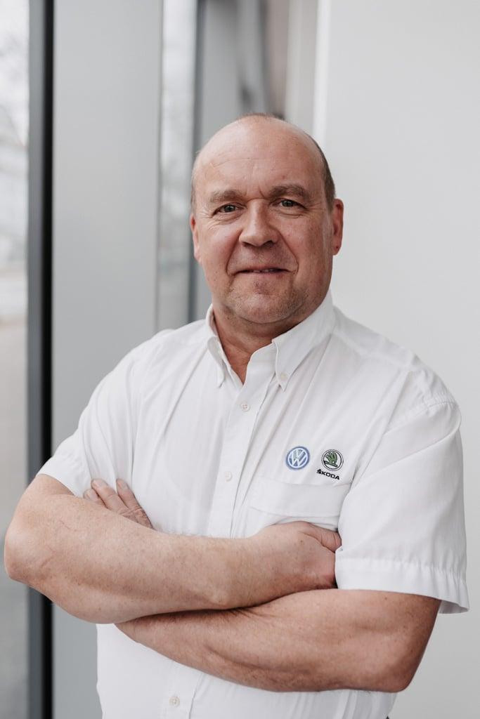 Frank Schmidtchen Serviceberater