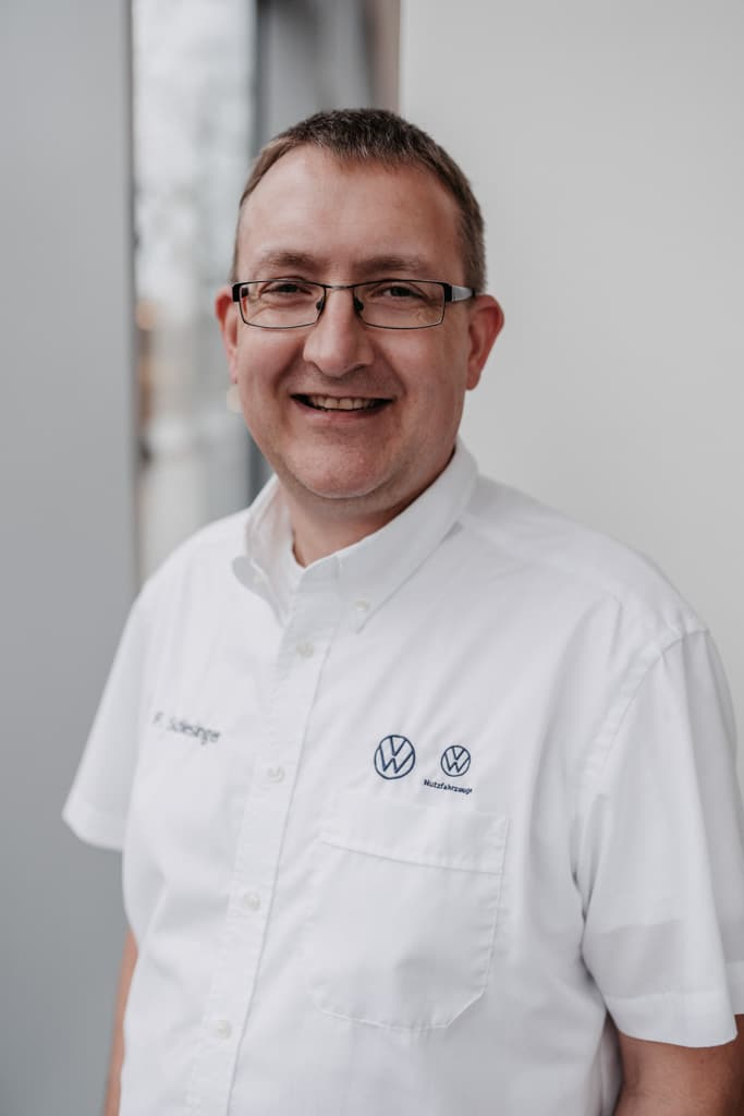 Frank Schlesinger Serviceberater