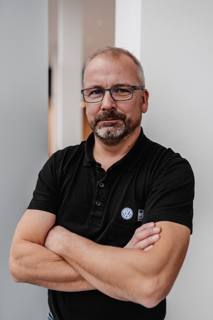 Matthias Eilfeld Werkstattleiter