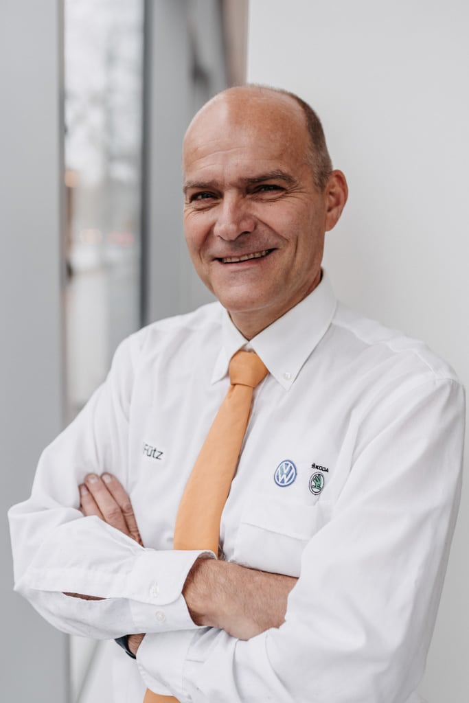 Peter Fütz Serviceberater Karosserie