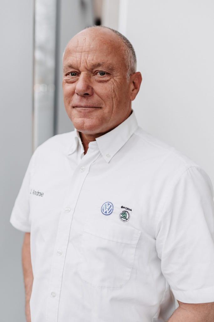 Jens Andrae Serviceberater