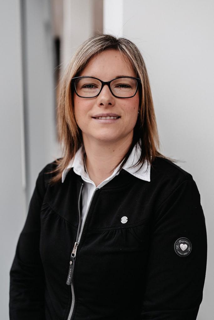 Catherine Rößler Serviceassistentin