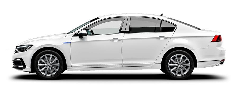 Der neue Passat GTE
