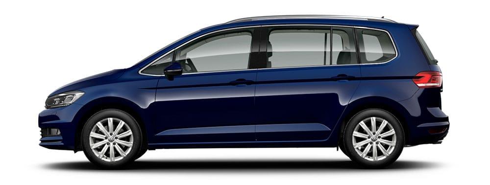 Der neue Touran von Volkswagen